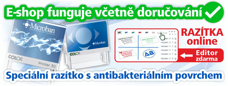 Doprava || obchodRAZITEK.cz