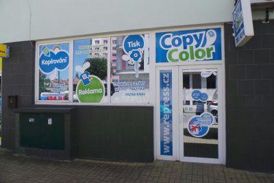 Naše prodejna COPY-COLOR.cz || obchodRAZITEK.cz