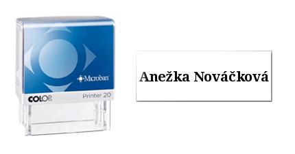 razítko se jmenovkou, razítka se jménem || obchodRAZITEK.cz