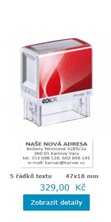 Printer 30 || obchodRAZITEK.cz