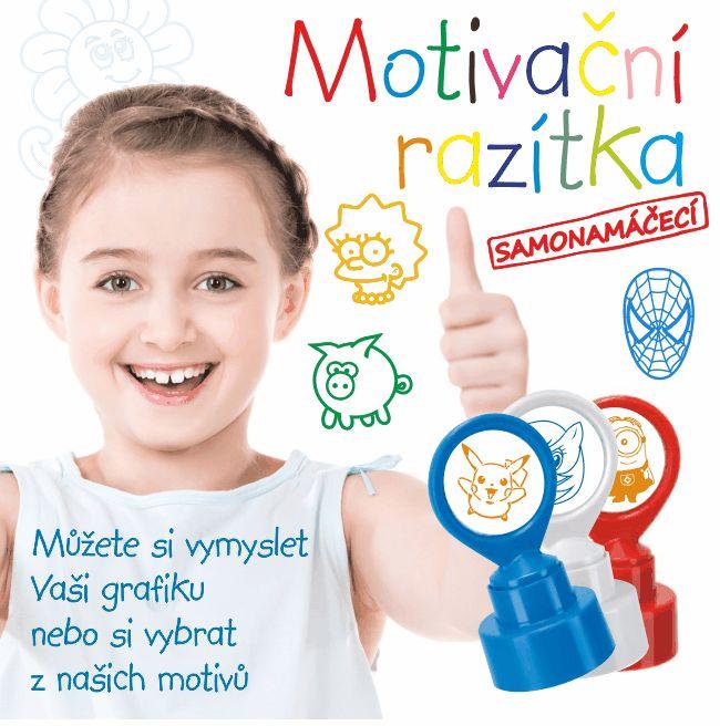 motivační razítka || obchodRAZITEK.cz