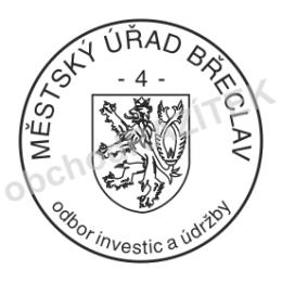 Kulaté razítka pro obce - ø 20mm || obchodRAZITEK.cz