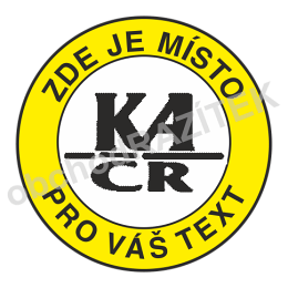 Razítko pro auditory || obchodRAZITEK.cz