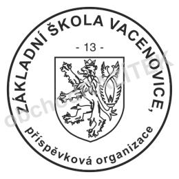 Kulaté razítka pro školy - ø 36mm || obchodRAZITEK.cz